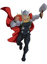 thor ultimate spider man animated series wiki fandom powered