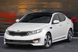 Buy 2nd Hand Car Los Angeles Kia Optima Hybrid Launched At The Los Angeles Motor Show