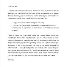 sample follow up interview letter 9 download free documents