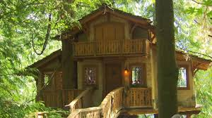 a plane a tree house and other bizarre homes video abc news