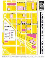 Map Of Penn Station Central Baltimore Maps From Redevelopment To Community Assets