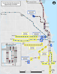 Chicago Elevated Train Map where the u0027l u0027 is experiencing passenger crowding curbed chicago