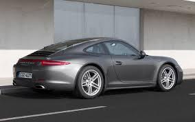 porsche carerra 911 2013 porsche 911 4 and 4s drive motor trend