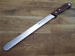 high carbon kitchen knives vintage oxford bread knife sharp high carbon stainless 9