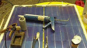 homemade solar panels diy tutorial complete build youtube