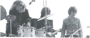 Ginger Baker Blind Faith Pure Blind Faith