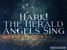 sermon by topic hark the herald angels sing