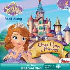 sofia storybook princess