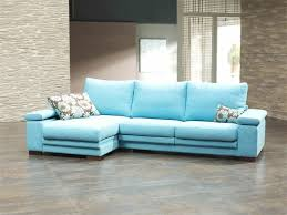 Blue Leather Sofa by Light Blue Leather Sectional Sofa Slimsectionalsofas Com