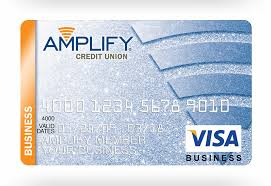 Visa Business Card Business Credit Cards Amplify Credit Union