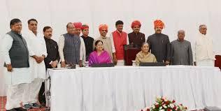 Portfolio Of Cabinet Ministers Rajasthan U0027s New Ministers List Portfolio 2014 Rajasthan News