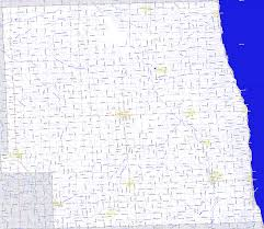 Michigan Road Map by Bridgehunter Com Sanilac County Michigan