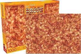puzzle cuisine bacon jigsaw puzzle 1000 royal bacon society