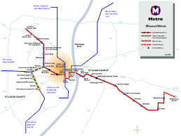 stl metro map misc maps page 11 skyscrapercity