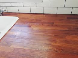 how to protect a butcher block countertop my yankee roots every time i finish this process i m in awe at how dramatic the color change is the wood looks like a whole new slab
