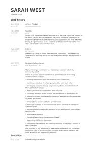 Office Job Resume Sample by Office Worker Resume Samples Visualcv Resume Samples Database