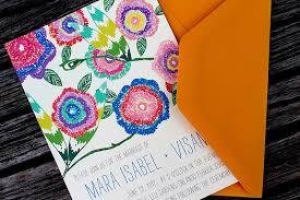 wedding invitations edmonton wildflower wedding invitations from an lim