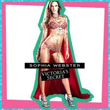 victoria s secret halloween costume sophia webster shoes for victoria u0027s secret fashion show 2014