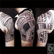 tatouage polynesien polynesian tattoo samoan tattoo tribal tattoo