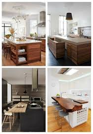 breakfast kitchen island 37 comfy kitchen islands with breakfast nooks comfydwelling com