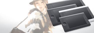 Tablette Graphique Wacom Intuos Pro Tablette à Stylet Numérique Intuos Pro S Pour Dessiner Sur Mac Wacom
