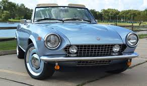fiat spider 1981 roadster salon home of the largest selection of fiat spiders in