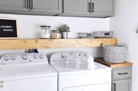 60 amazing farmhouse laundry room decor ideas insidecorate com