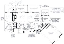 luxury ranch floor plans ranch plans remarkable 12 house plan 98267 luxury ranch plan