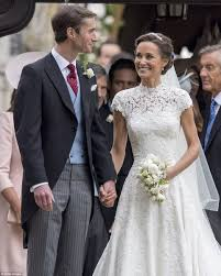 100 spotted pippa middleton and new husband james matthews