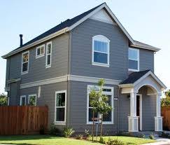 Average Cost Of Painting A House Exterior - how beneficial is lifetime paint to exterior house painting