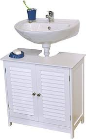 Bath Sink Cabinets Amazoncom - Bathroom sink in cabinet