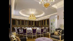 luxury villa living dining room ceiling stairs youtube