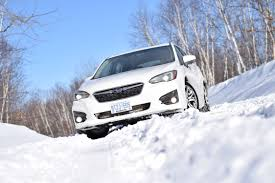 subaru winter 6 surprisingly capable cars for winter driving autoguide com news