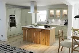 wren kitchens shaker sage timber
