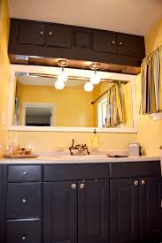 a sunny sophisticated bathroom makeover in just an afternoon