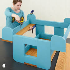 Step2 Creative Projects Table Kids U0027 Picnic Table