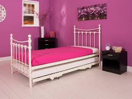 girls trundle bed sets wonderful design pink room ideas featuring bed frame with