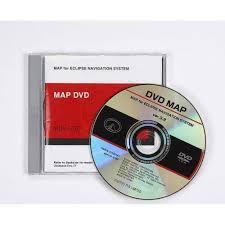 america map for eclipse navigation system eclipse navigation disc ebay