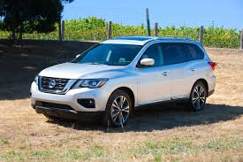 nissan pathfinder platinum 2017 nissan pathfinder pricing for sale edmunds