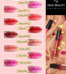 Lipstik Zaskia Adya Mecca 7 lipstik matte ini ternyata milik artis ternama indonesia