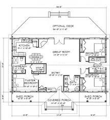 Timber Home Floor Plans Sequoia Ii Home Plan By Big Foot Log U0026 Timber Homes