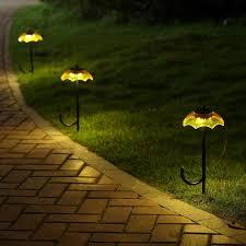 Solar Lights For Umbrella by Aliexpress Com Buy Yellow Red Blue Color Option Umbrella Solar