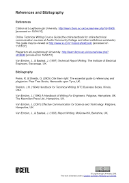 template for technical report technical report writing