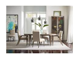 American Drew Dining Room Furniture American Drew Ad Modern Classics Mid Century Modern Formal Dining