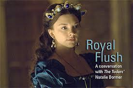 Natalie Dormer Fansite Natalie Dormer Anne Boleyn Dress