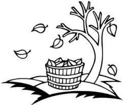 huneds free autumn fall coloring pages 12788