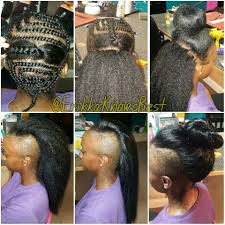 crochet hair mohawk pattern collections of crochet mohawk braid pattern cute hairstyles for