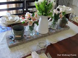 Spring Table Settings Spring Table Setting Ideas Tablescapes Pink And Green Tablescape