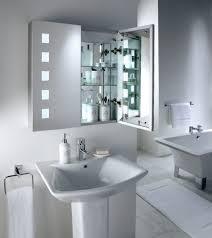bathroom modern bathroom mirror to reflect impression of future