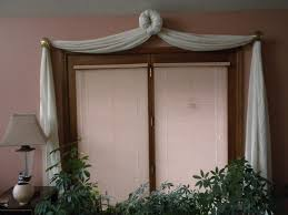 window coverings for sliding glass doors in kitchen image